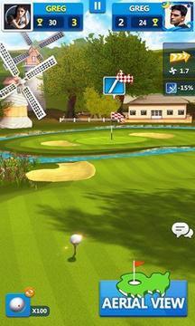 高尔夫大师3D截图
