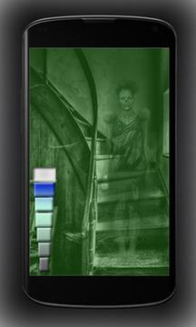 鬼魂探测器模拟器截图