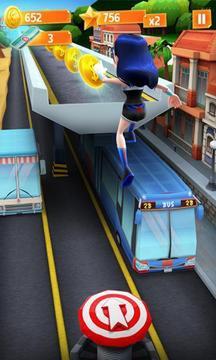 巴士酷跑截图