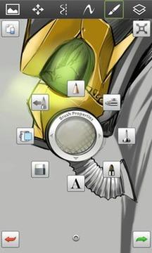专业绘图SketchBook_Mobile截图
