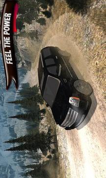 越野凯雷德4x4驾驶截图