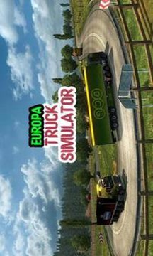 Euro Truck Simulator : Trucks Racing截图