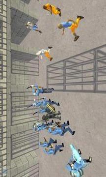 Battle Simulator: Prison & Police截图