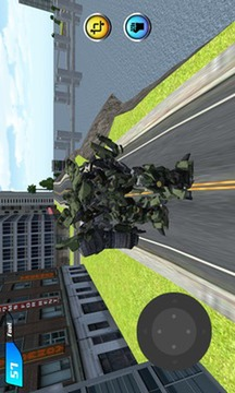 X Robot Helicopter截图
