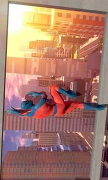 蜘蛛英雄:纽约市战役截图
