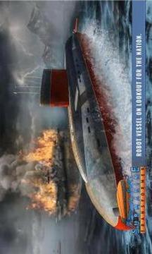 俄罗斯潜艇机器人变形战斗模拟器截图