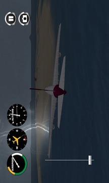 飞行模拟截图