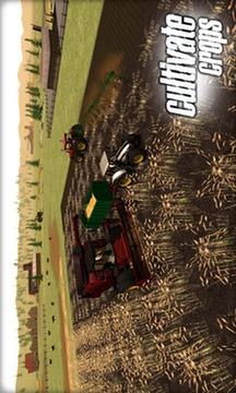模拟农场2015截图