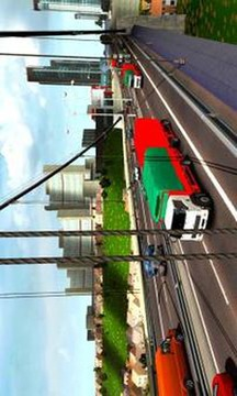 Truck Gandeng Simulator截图