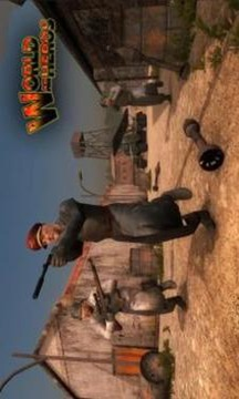 World War FPS Shooting Game截图