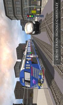 模擬火車鐵路驅動器截图