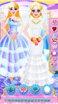 婚纱设计截图