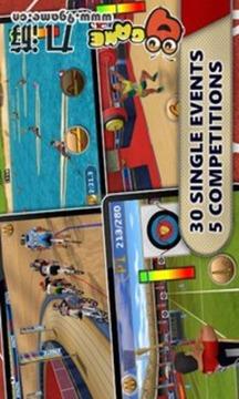 夏季奥运会之田径项目 Athletics Summer Sports截图
