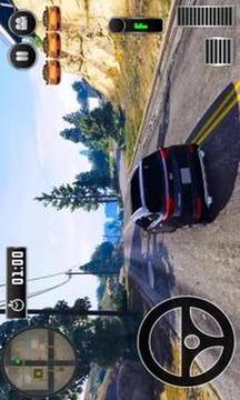 City Driving Kia Car Simulator截图