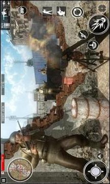 world War Commando : WW2 RPG shooting games截图