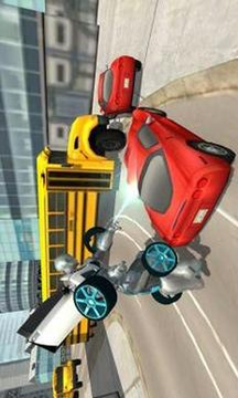 Flying Car Robot Simulator截图