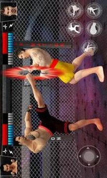 MMA Fighting Manager: Mixed Martial Art Superstars截图
