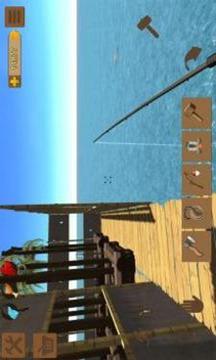 Oceanborn: Raft Survival Craft截图