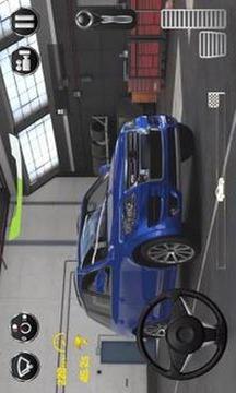 Driving Volkswagen Suv Simulator 2019截图