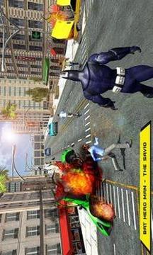 蝙蝠 英雄 骑士 骑士 超级英雄 蝙蝠车截图