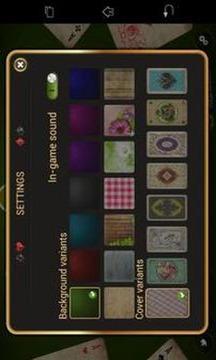 纸牌游戏集合截图