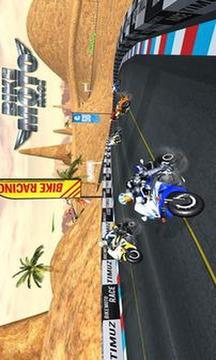 摩托车大赛截图