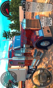 Euro City Trucks Driving 2017截图