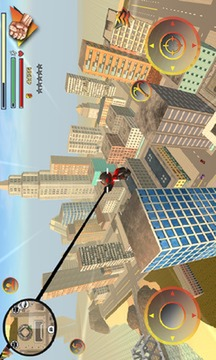 Stickman Rope Hero 2截图