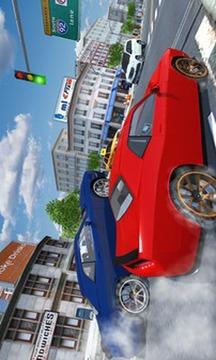 Muscle Car Challenger截图