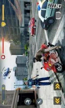 Grand Crime Mega City: Gangster City Crime Theft截图