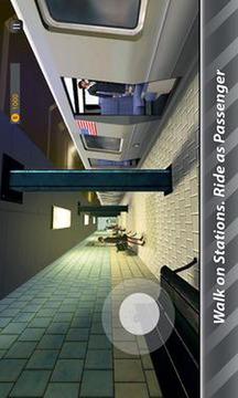 地铁驾驶模拟器截图