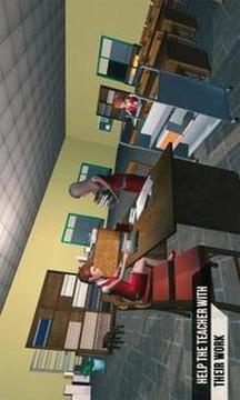 高 学校 女孩 模拟器截图