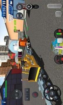 欧洲卡车模驾驶拟器2018年 - Truck Driver Simulator截图