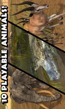 热带草原动物模拟器截图