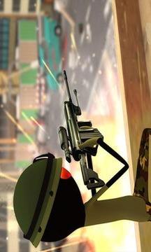 火柴人射手:现代战士截图