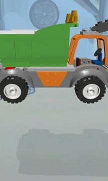 单机机器人开车截图