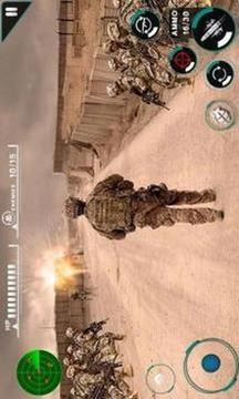 Us Army Commando Frontline Special Group Forces截图