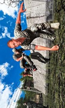 俄罗斯陆军训练英雄截图
