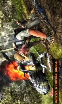 丛林生存英雄逃脱截图