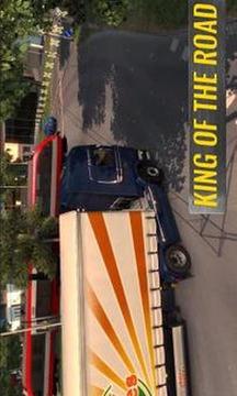 Europe Truck Simulator截图
