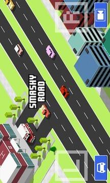 像素公路狂飙截图