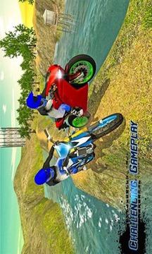 越野摩托车车手3d截图