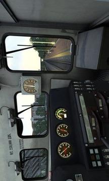 模拟火车截图