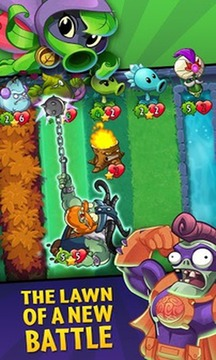 植物大战僵尸:英雄截图