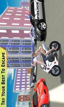 盗窃 自行车 漂移 赛跑截图