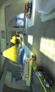 奔驰S600漂移模拟器截图