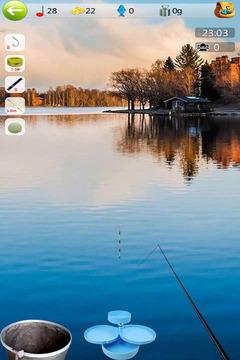 钓鱼看漂截图
