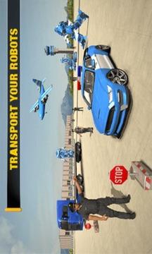 改造机器人汽车飞机运输船截图