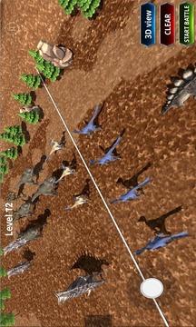 侏罗纪恐龙战斗模拟器截图