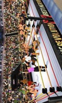摔跤革命3D截图